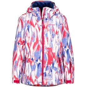 Marmot Girls Big Sky Jacket Bright Ruby Wisteria